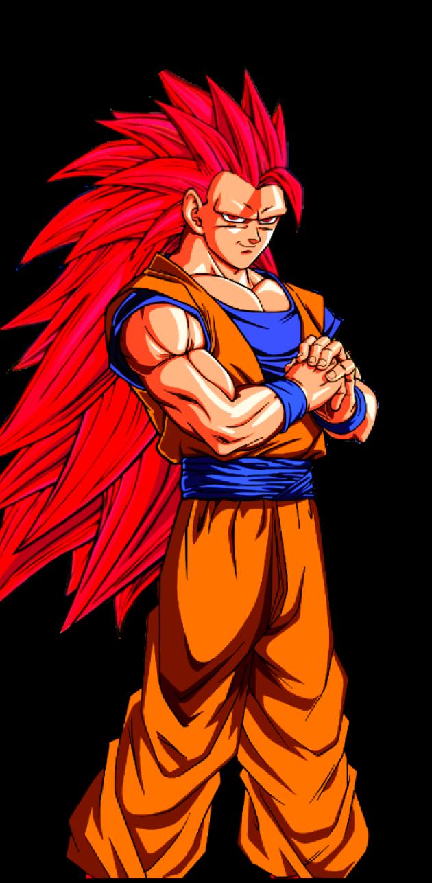cover Goku ssg 3