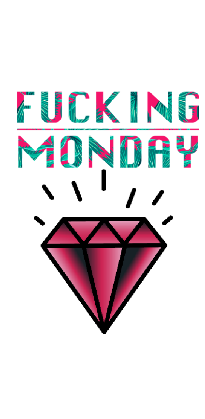 cover Fuck Monday