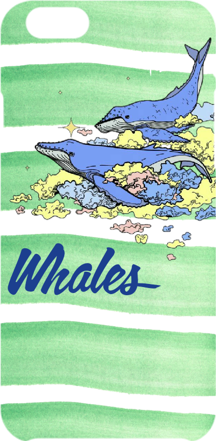 cover Whales cover