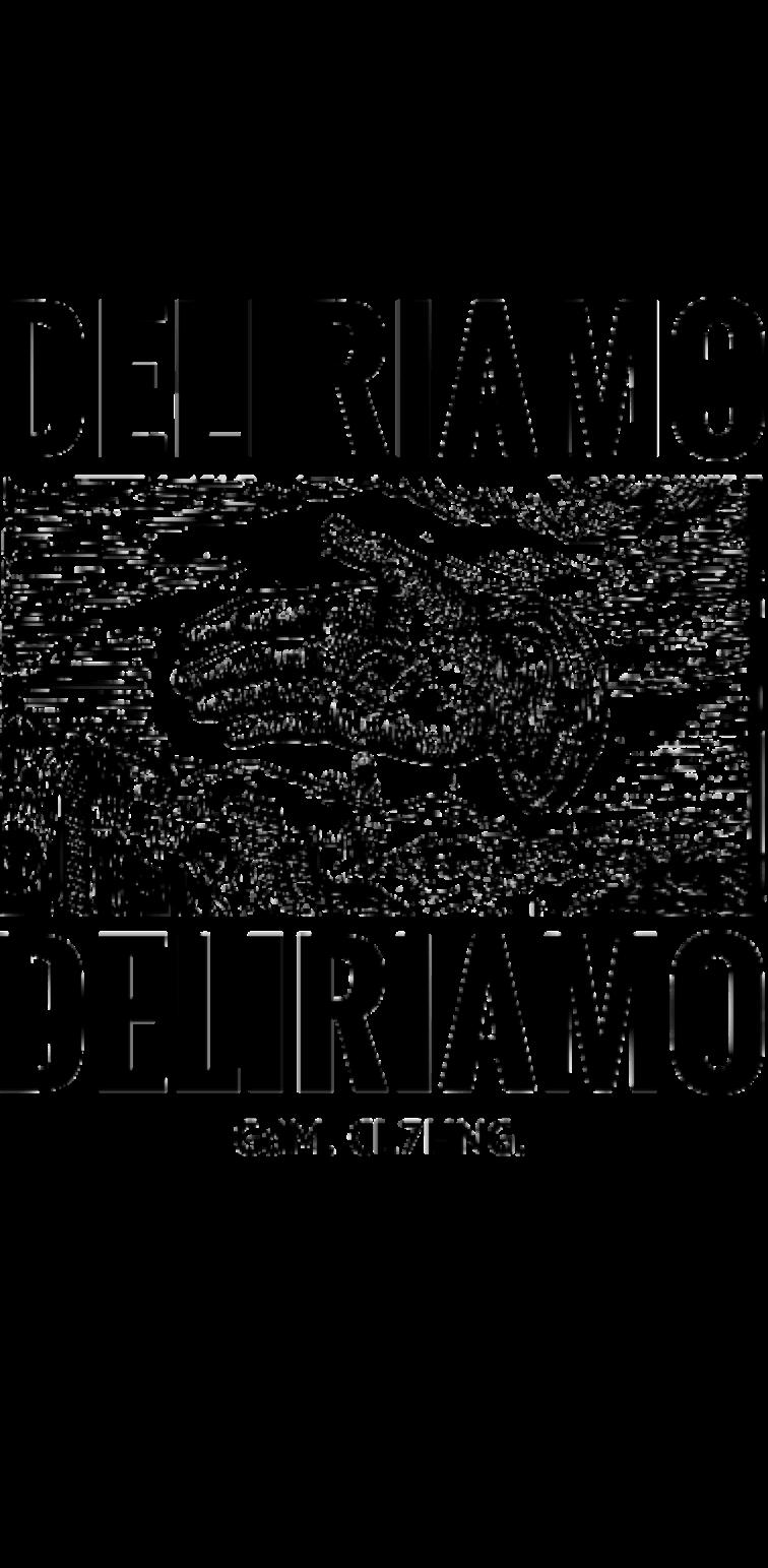 cover La mano di Dio ama Deliriamo!