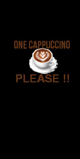 cover cappuccio time