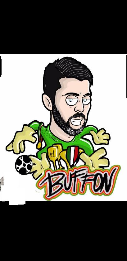 cover Cover Buffon #1