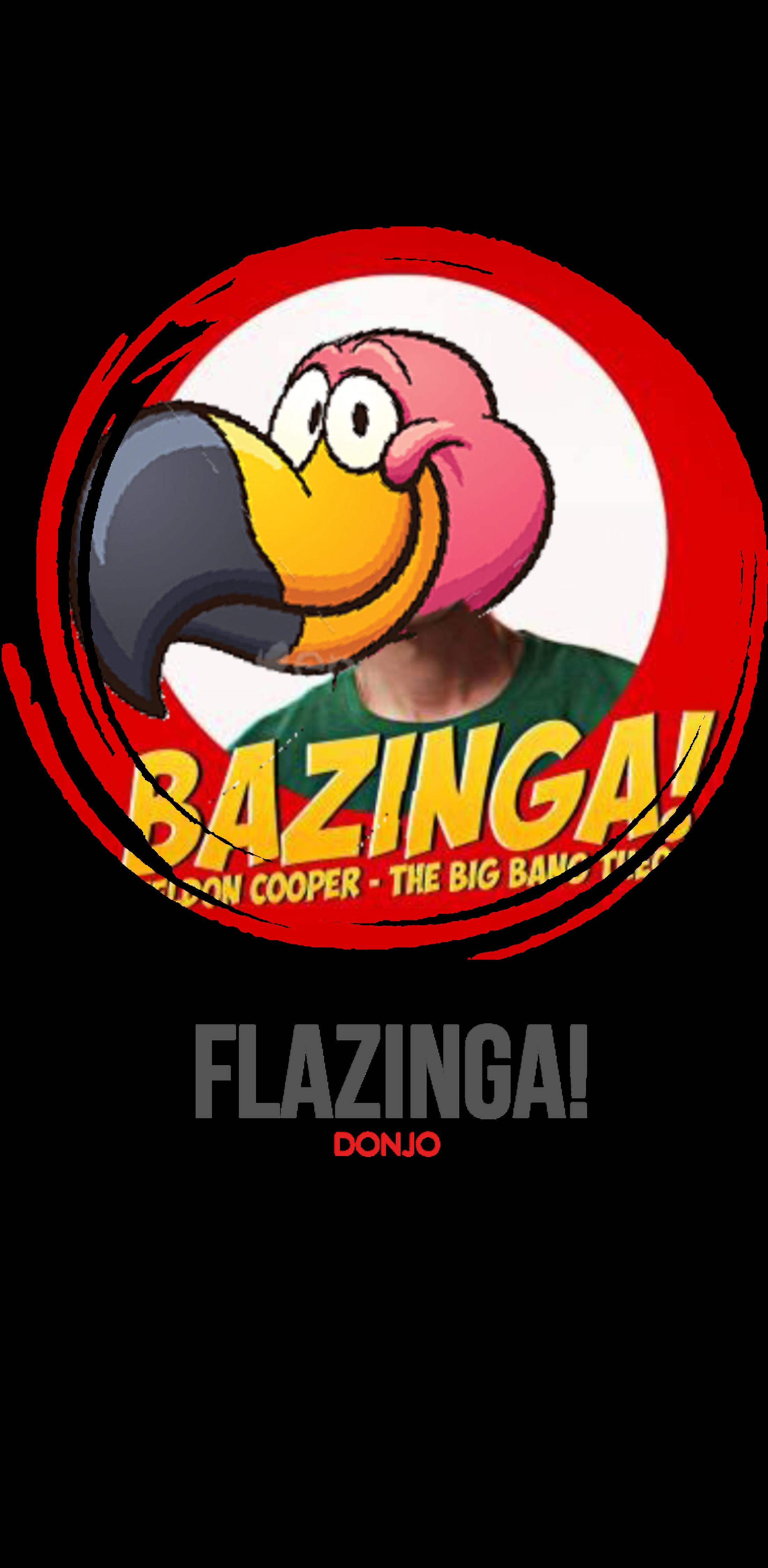 cover Flazinga!