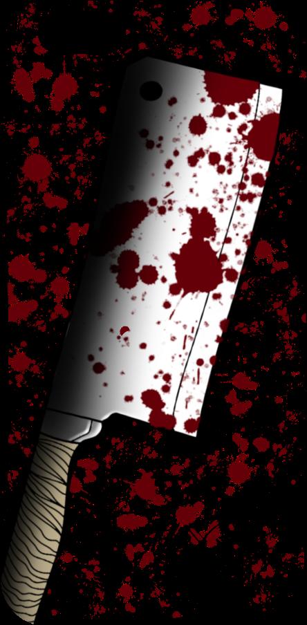cover BLOODY MACHETE