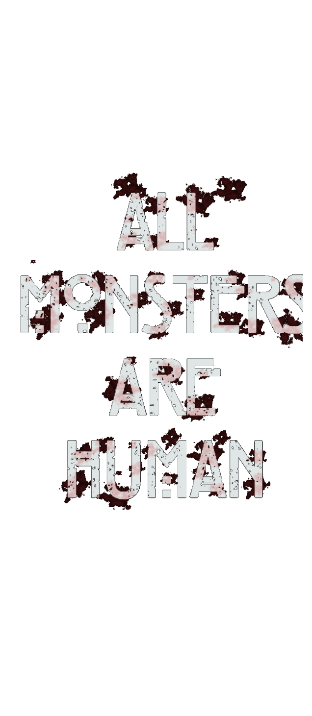 cover All Monsters Are Human