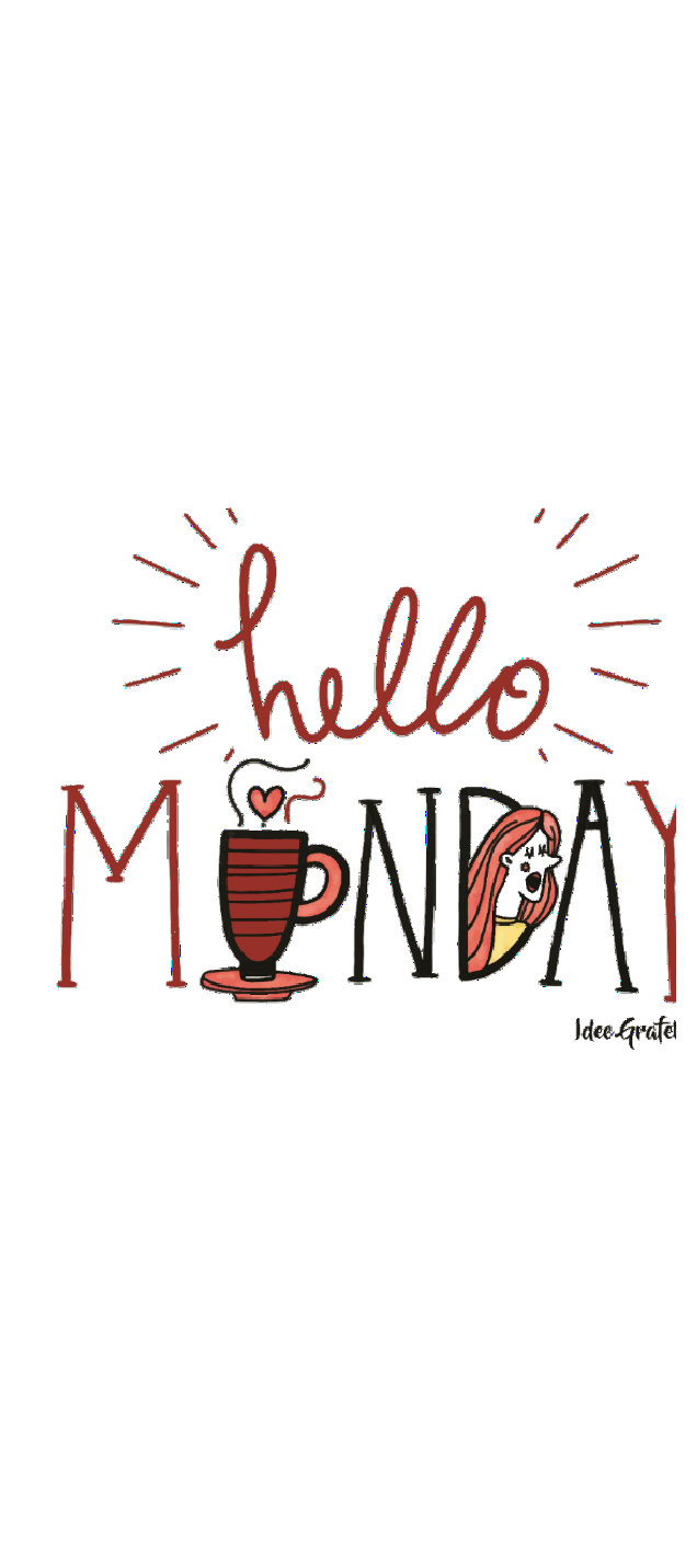 cover Hello monday