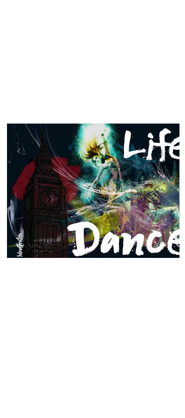 cover Life and Dance