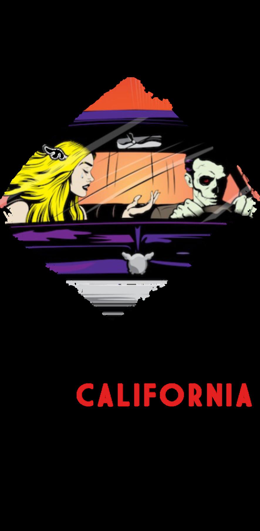 cover Blink - 182 | California