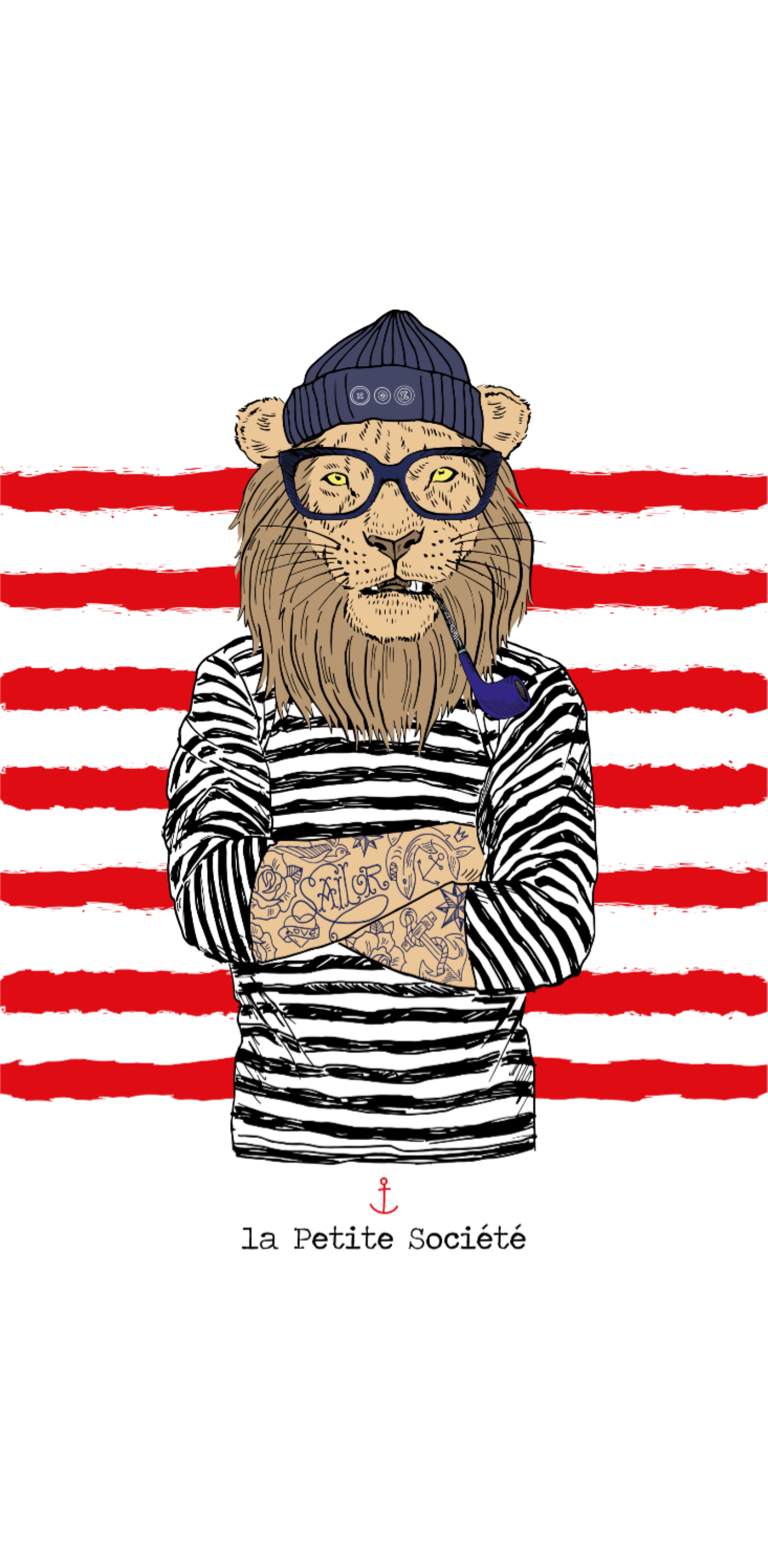 cover Sailor Lion