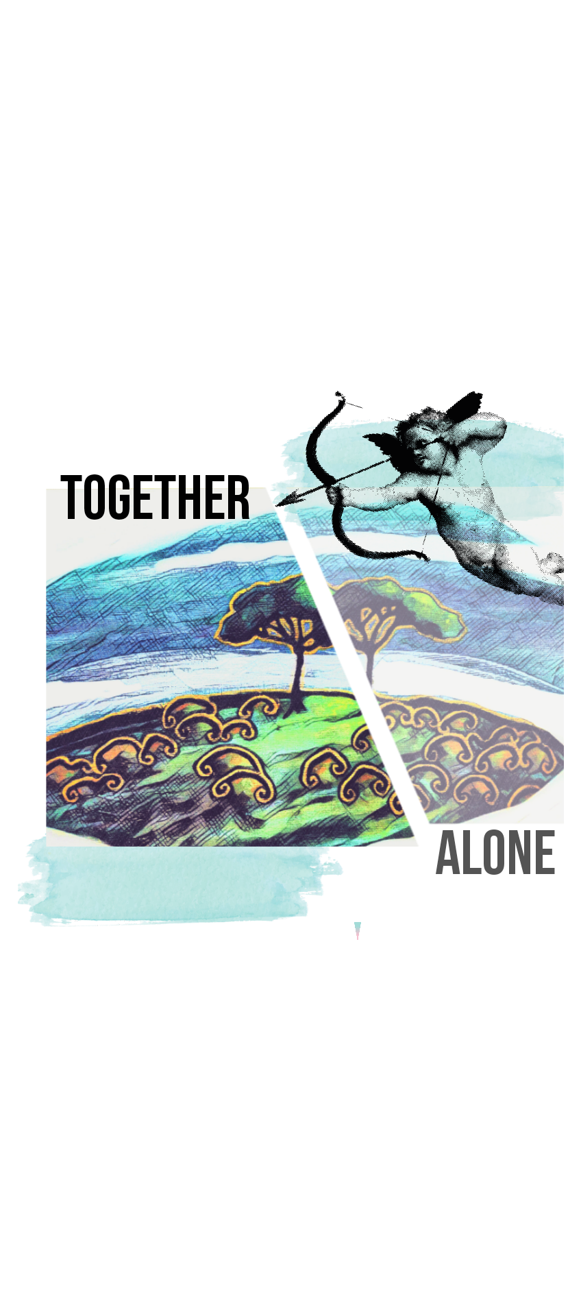 cover Together  / Alone