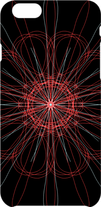 cover Radial Red