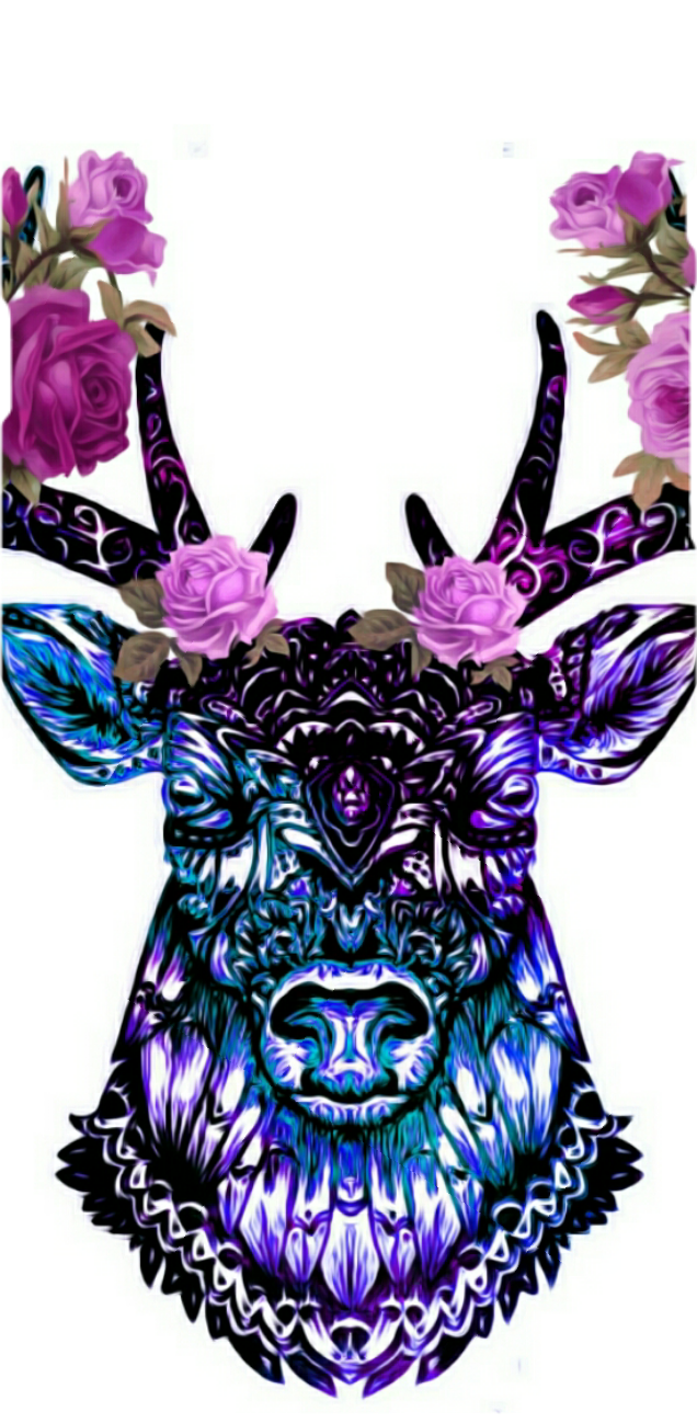 cover Purple Deer