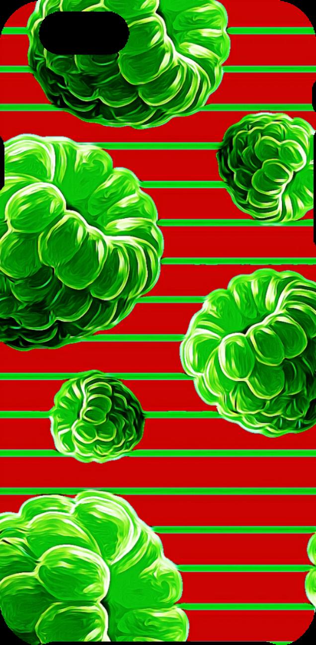 cover Green Raspberry