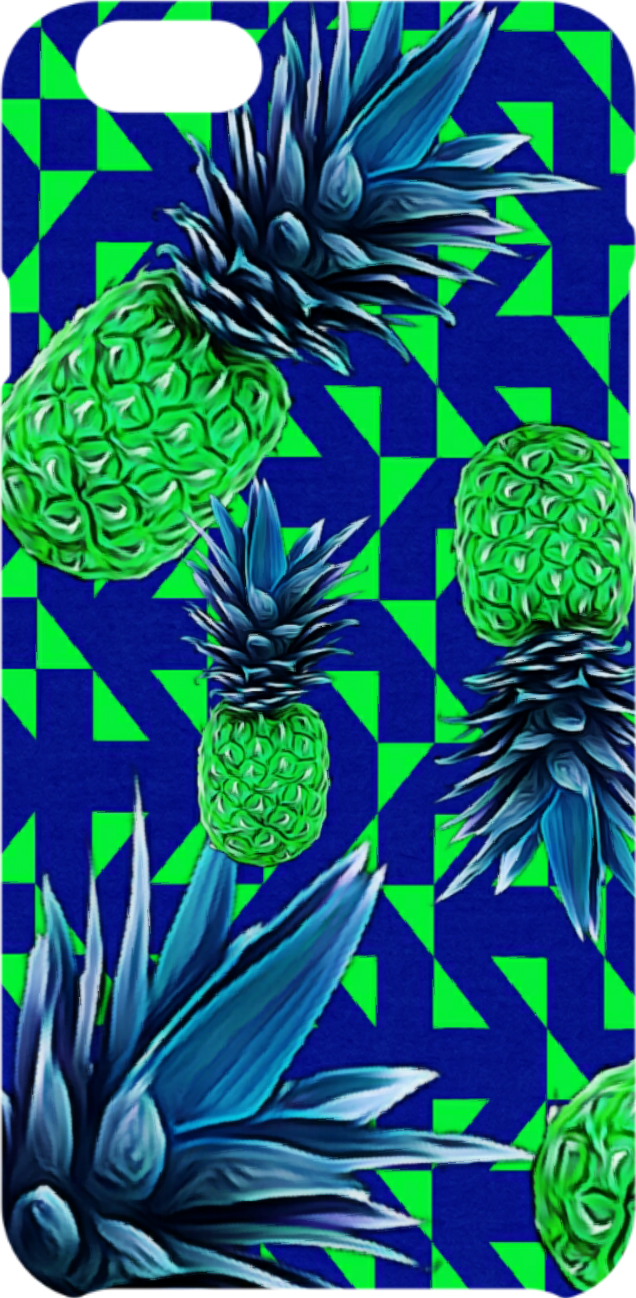 cover green pineapple