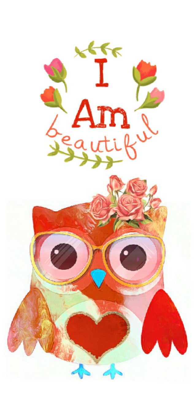 cover Beautiful owl