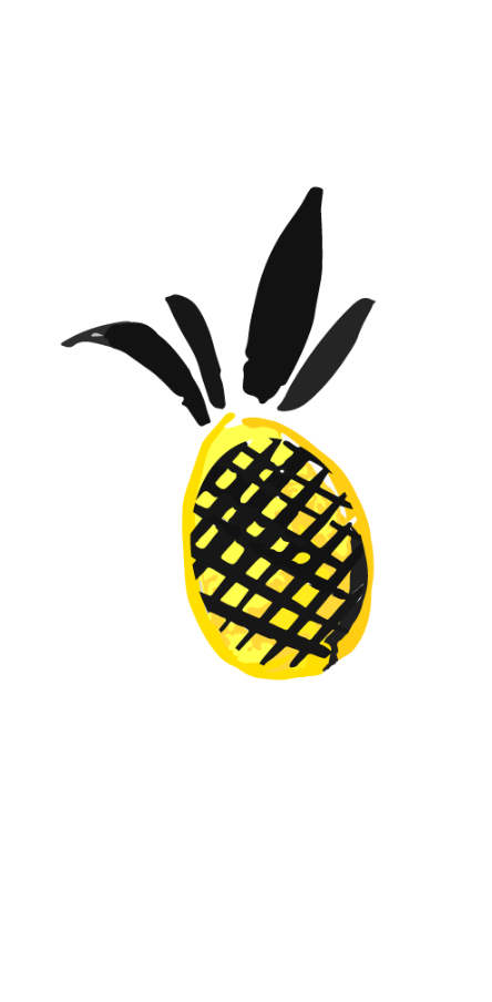 cover Pineapple Cover