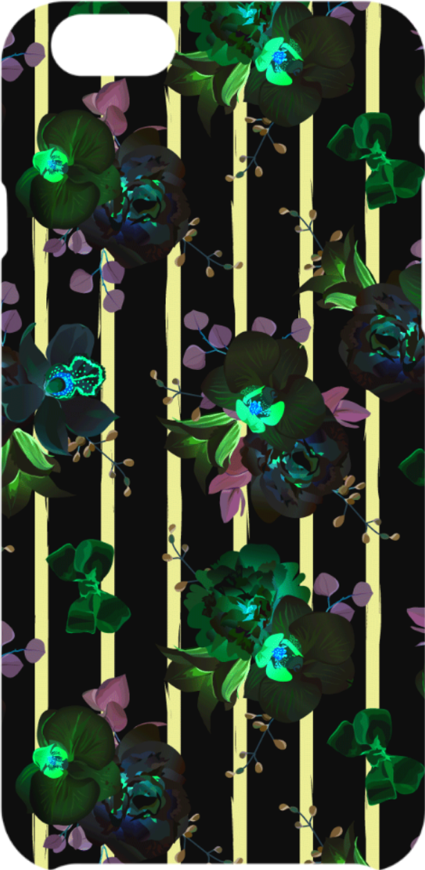 cover Dark flowers cover