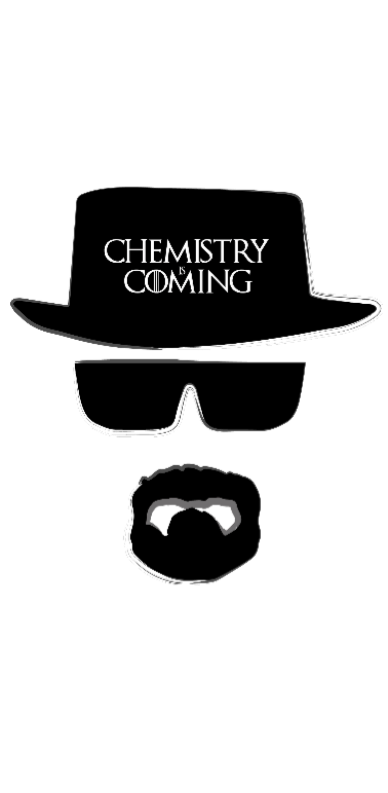 cover Chemistry Is Coming
