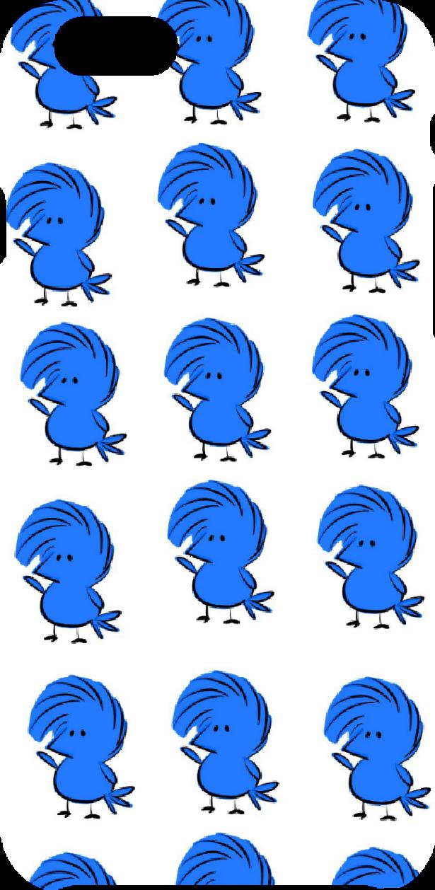 cover 'l'uccellino dai capelli strani '