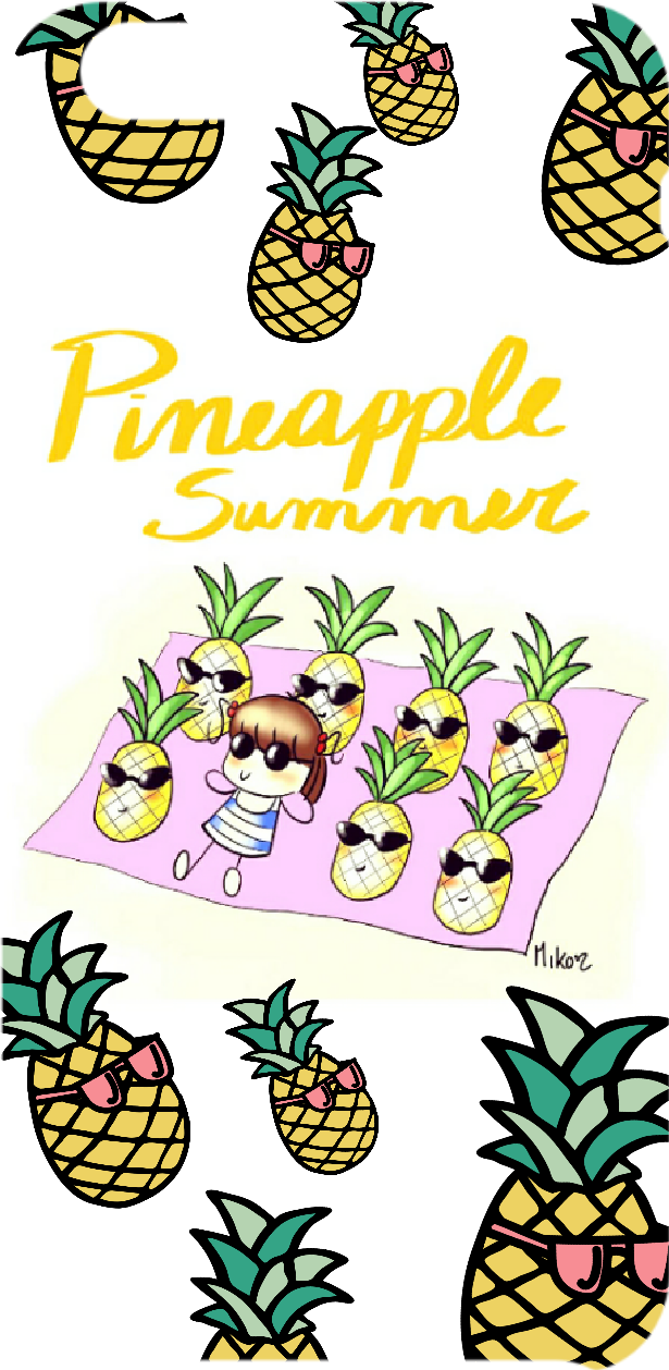 cover swag pineapple ??