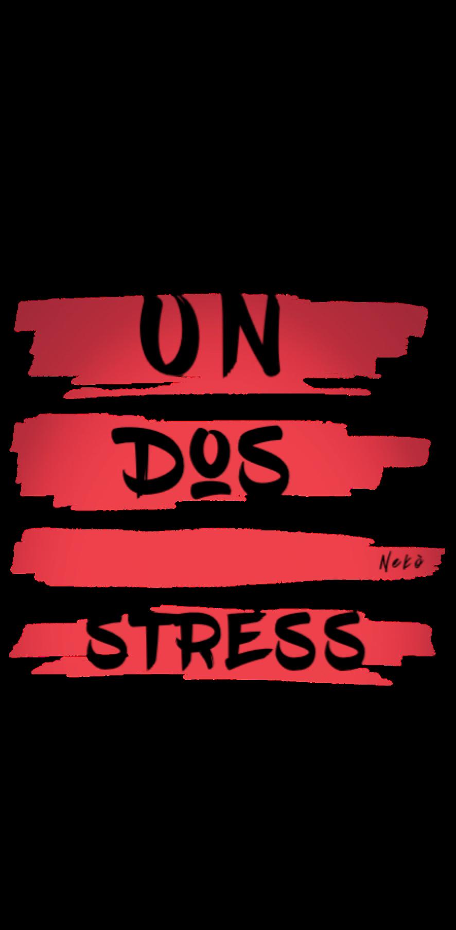 cover Un, Dos...Stress - Nekò