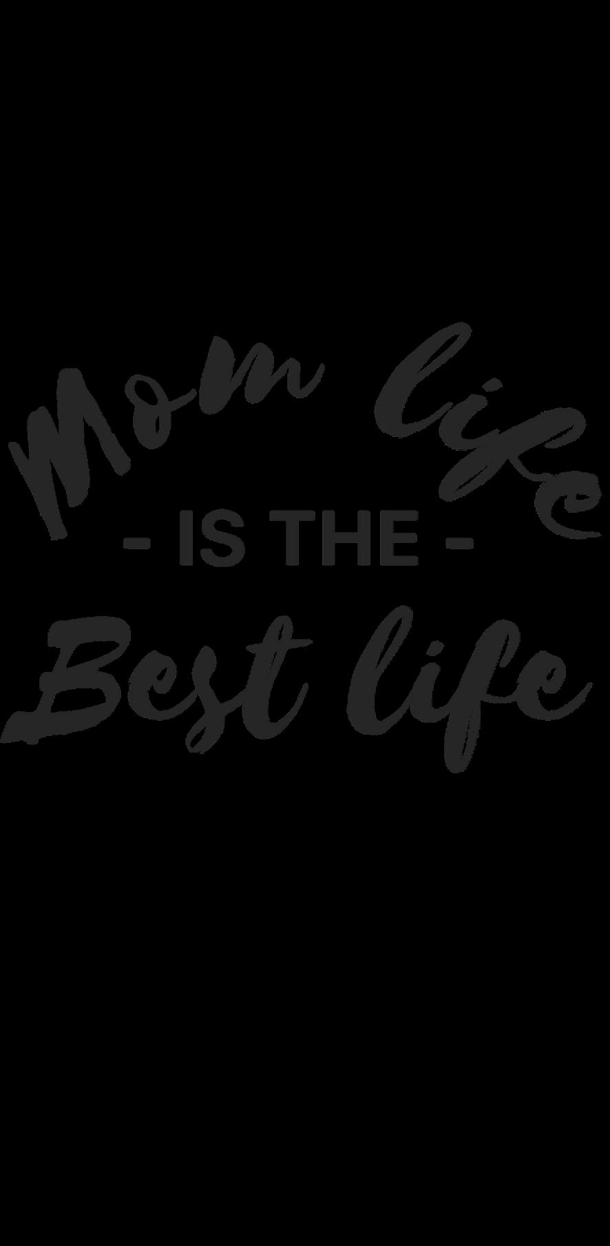 cover Mom life