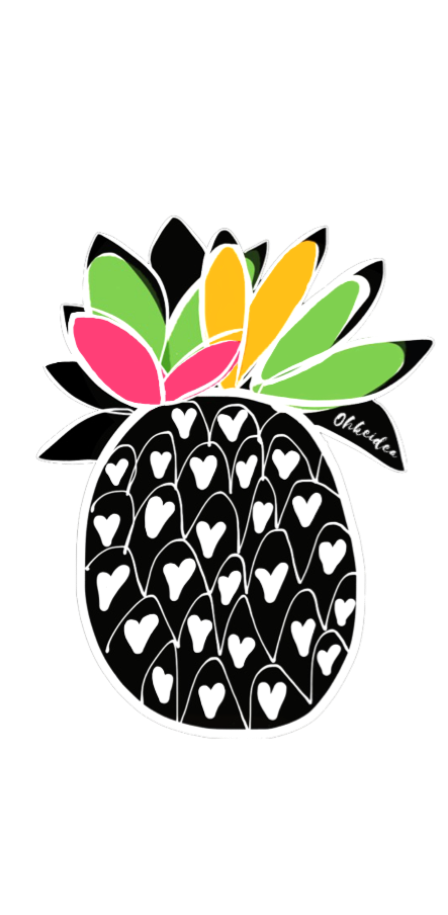 cover black Pineapple