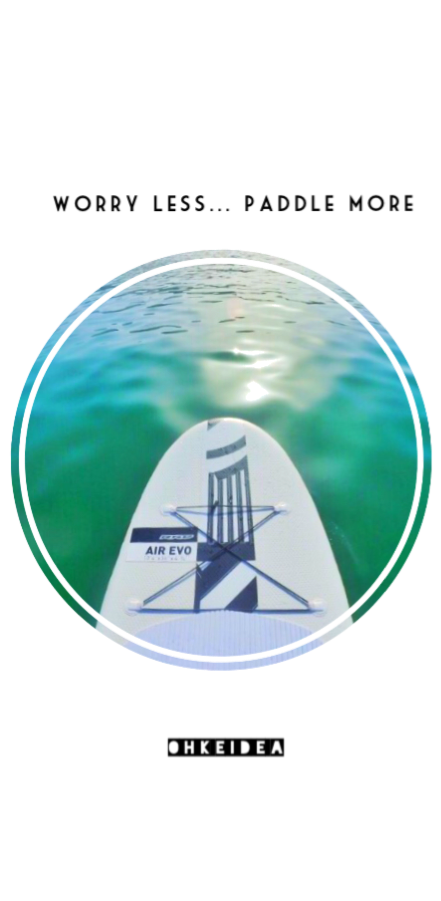 cover Stand up paddle