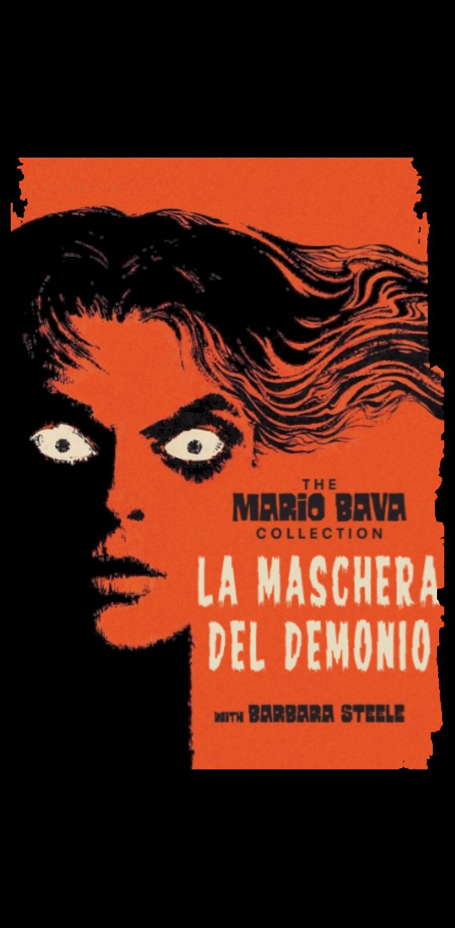 cover La maschera del demonio