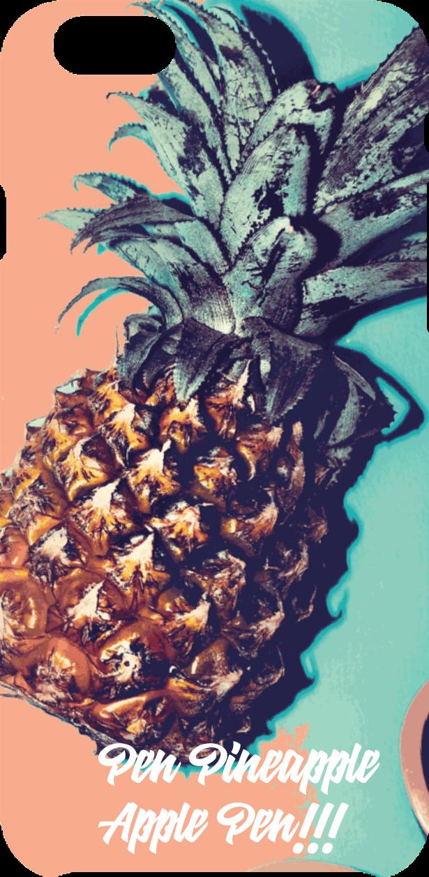 cover Pineapple Pen