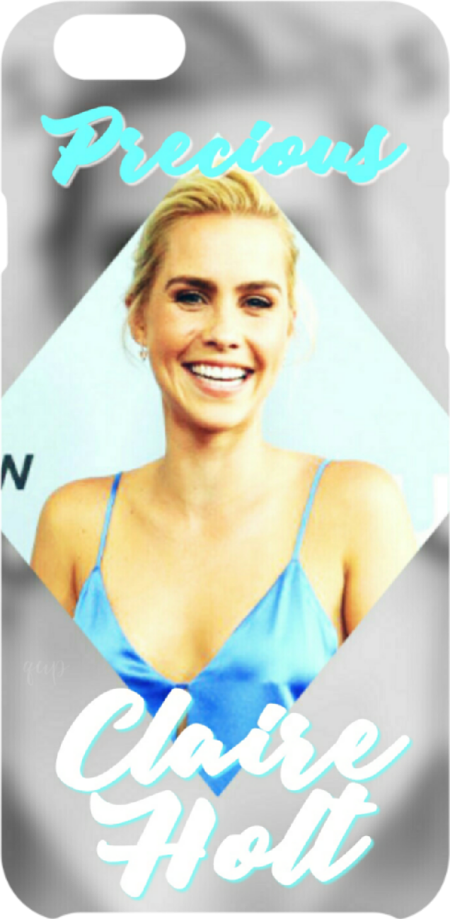 cover COVER / CLAIRE HOLT