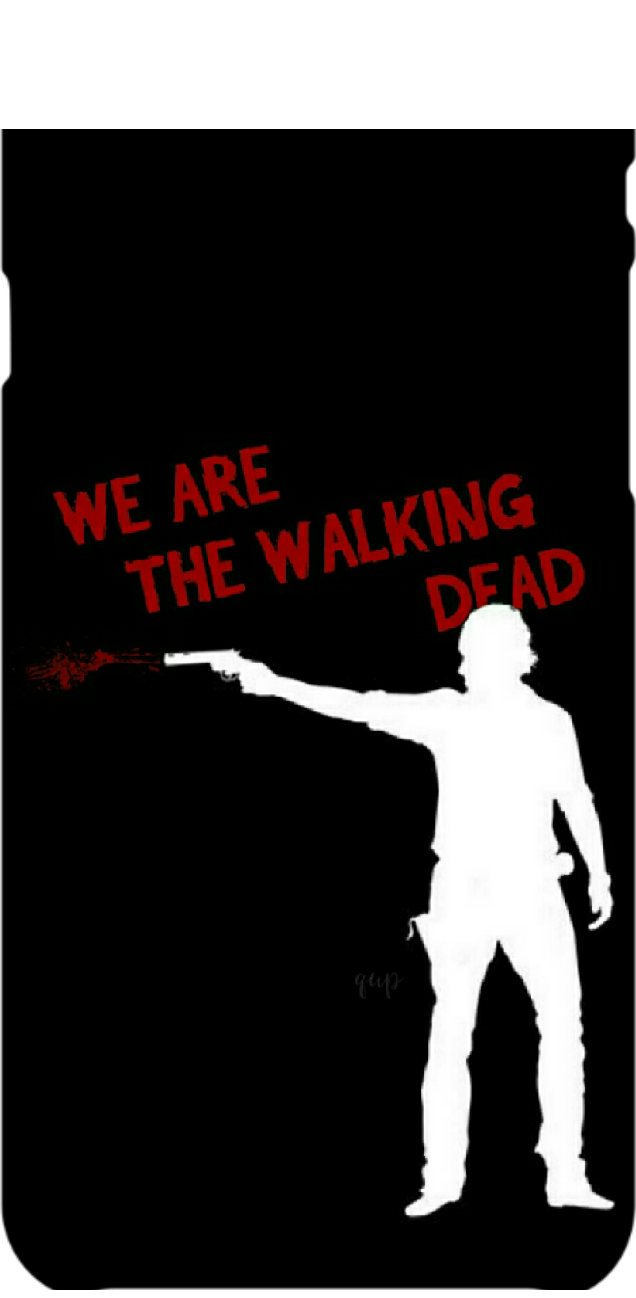 cover COVER / THE WALKING DEAD (Rick)