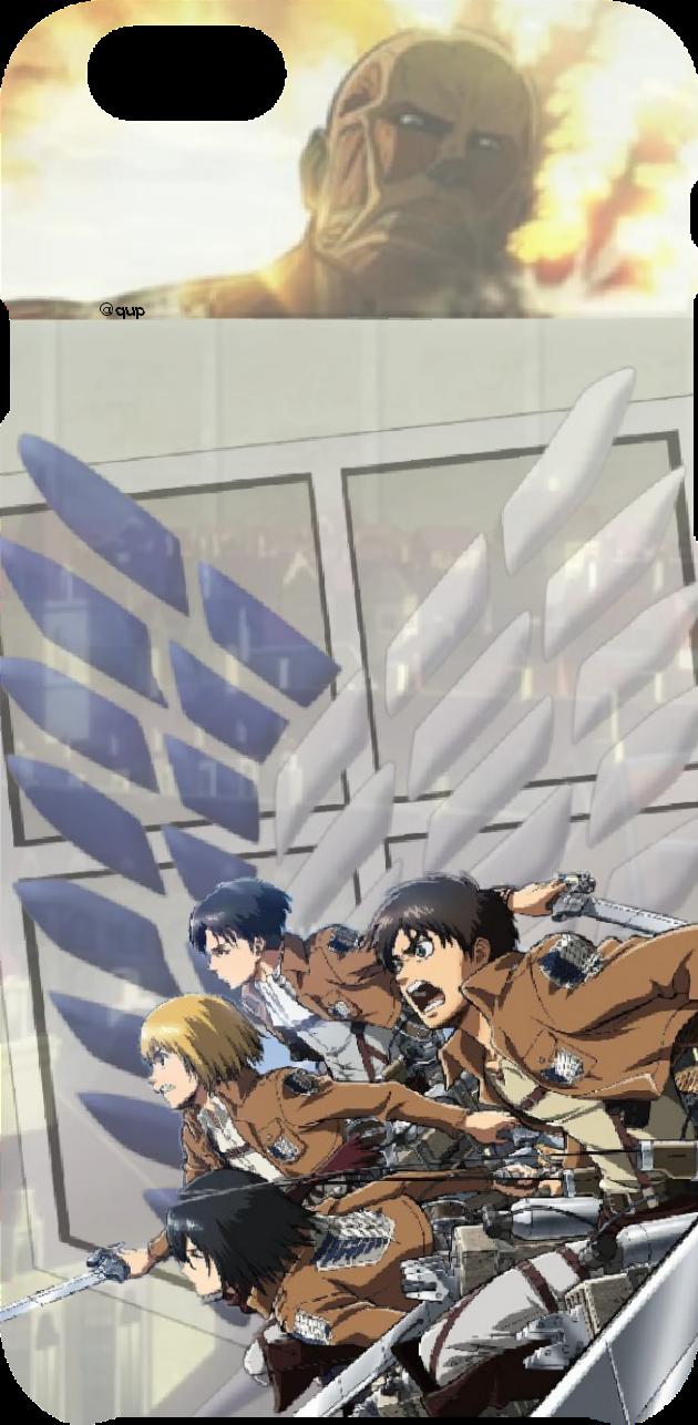 cover cover attack of titan