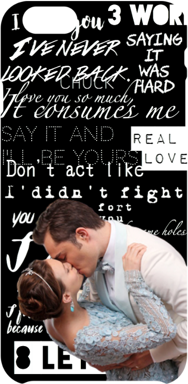 cover COVER CHUCK AND BLAIR