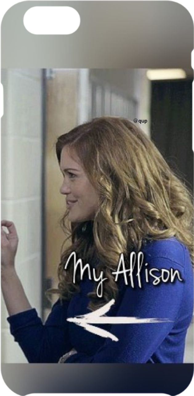 cover cover my Allison (Lydia)