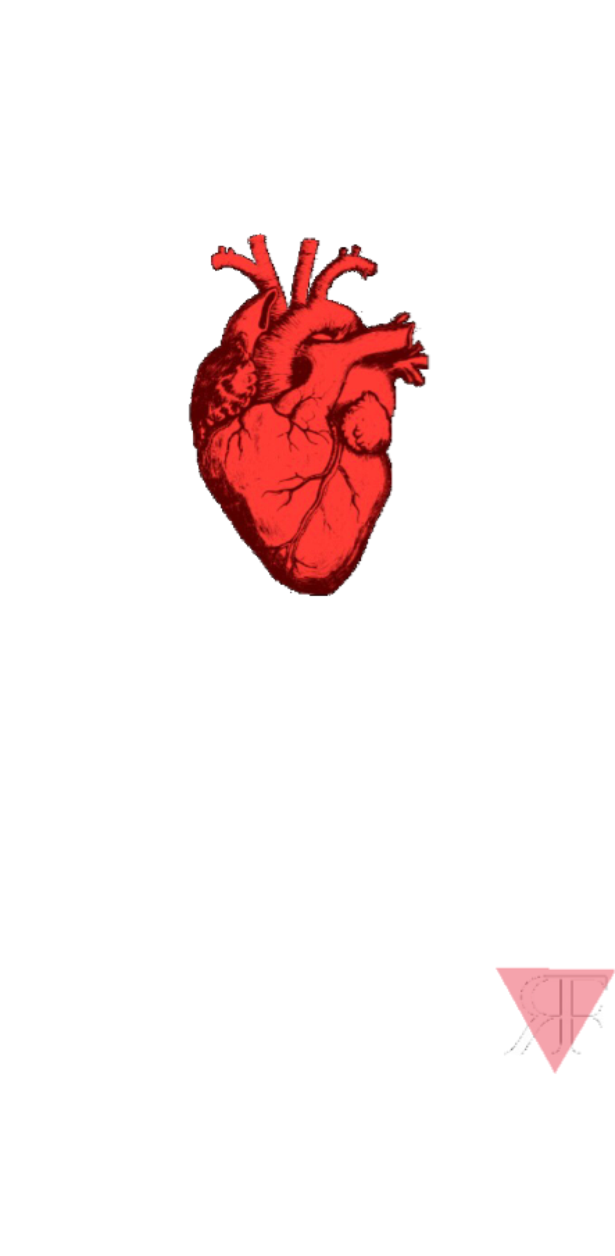 cover Real Human Heart