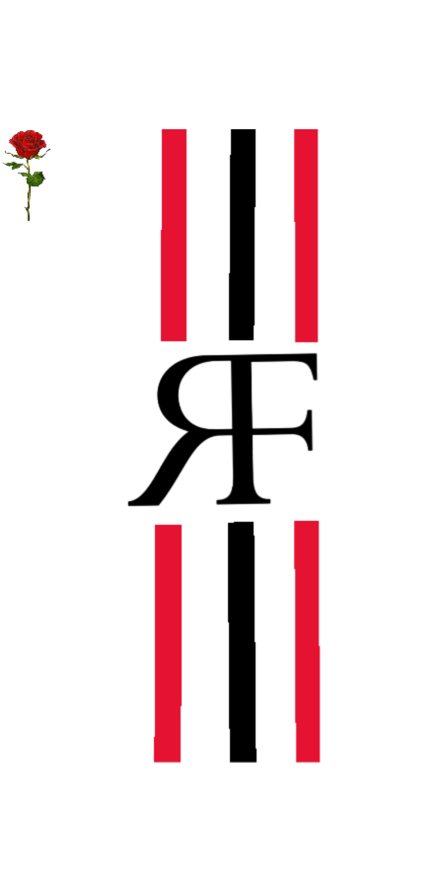 cover RF black and red lines