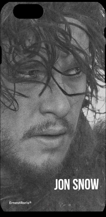 cover Jon Snow Cover