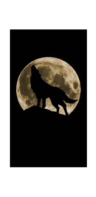 cover wolf