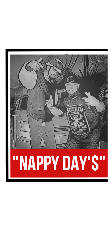 cover NAPPY DAYS Crewneck