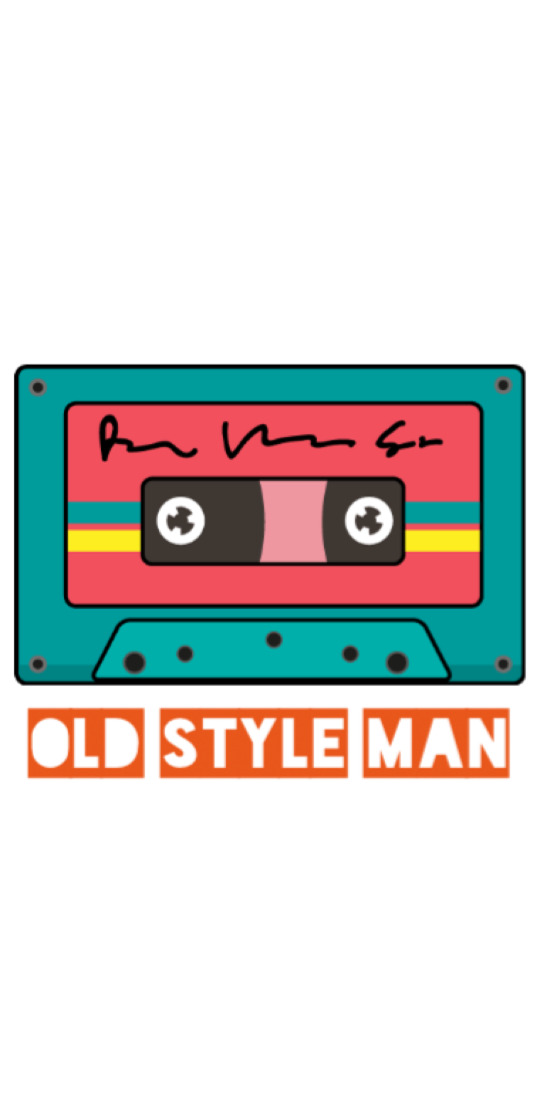 cover Old style man
