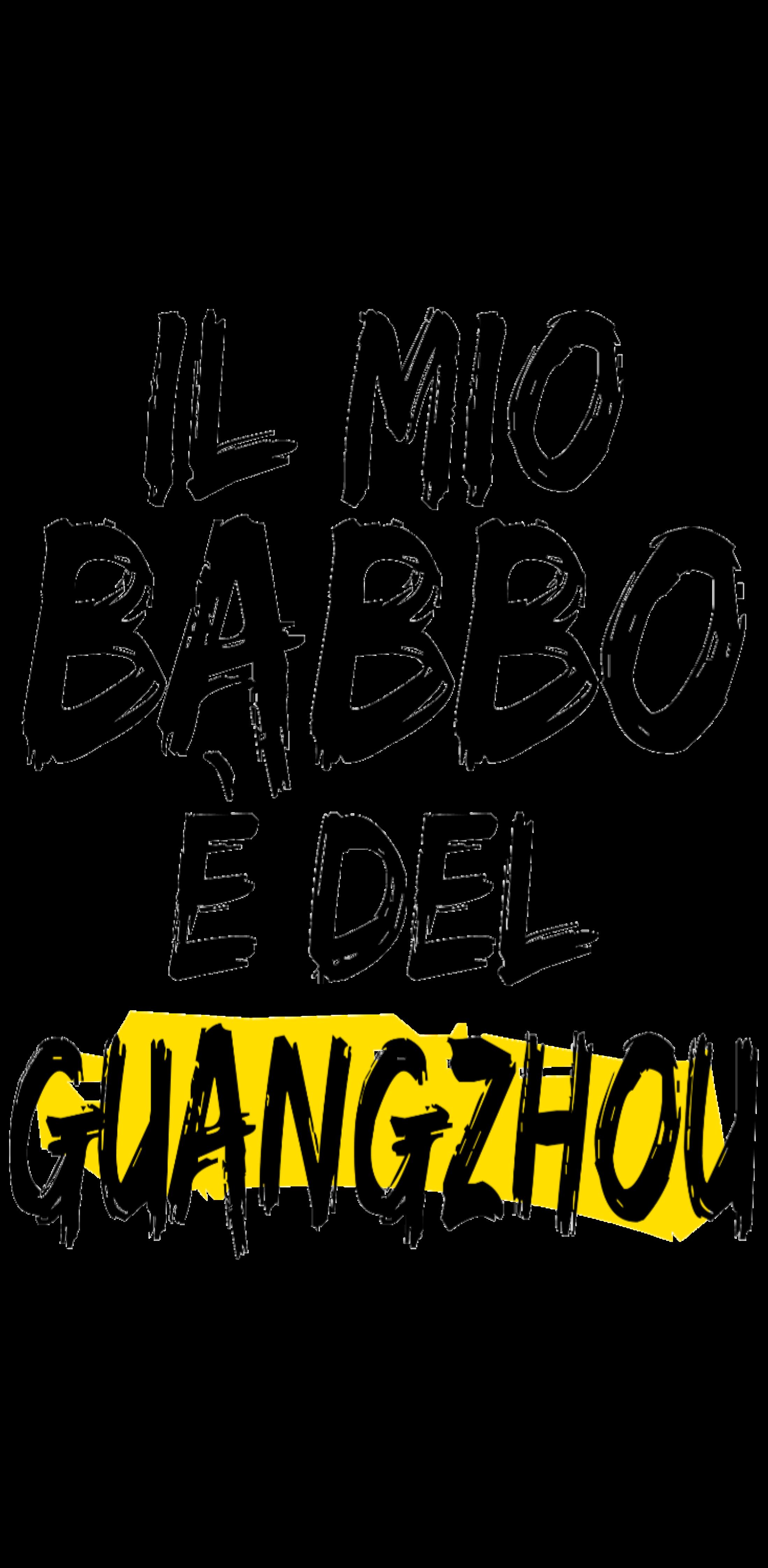 cover Il mio babbo è del Guangzhou