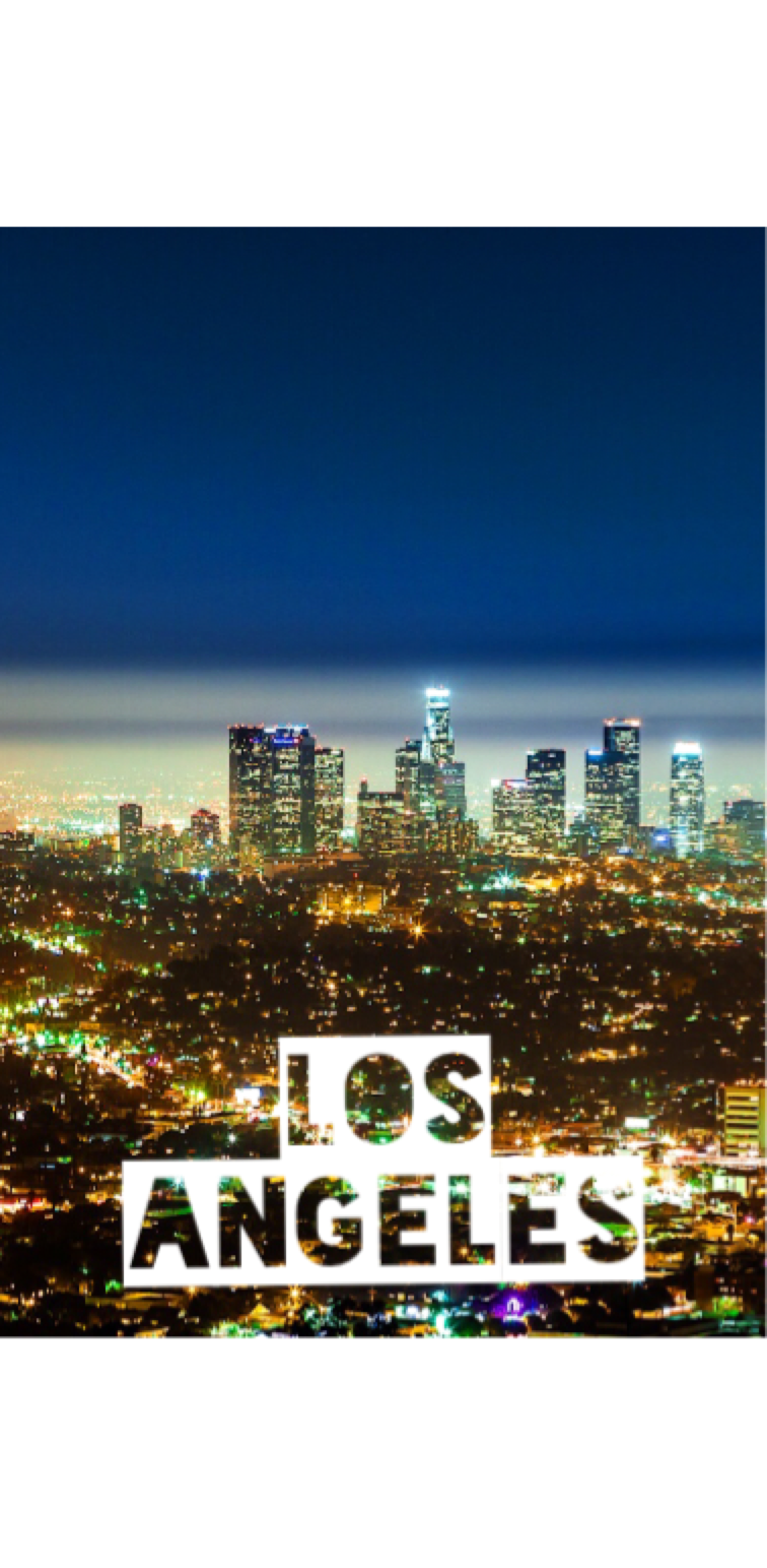 cover LOS ANGELES