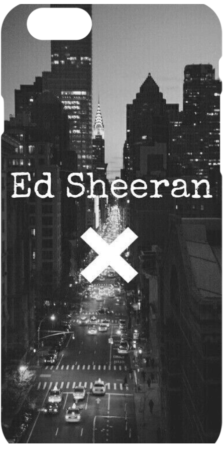 cover Ed Sheeran X