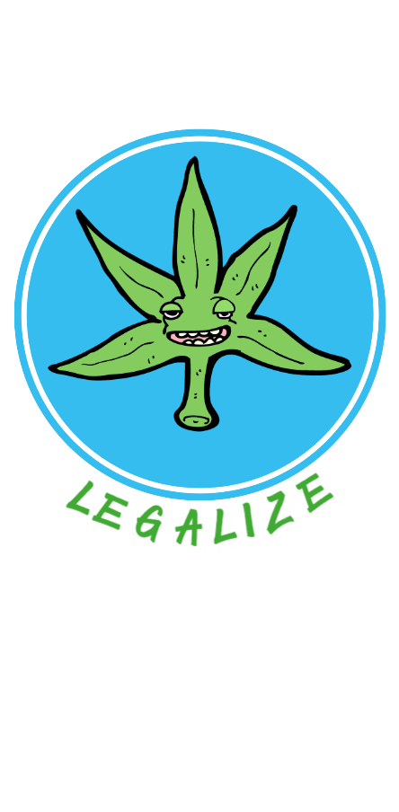 cover LEGALIZE