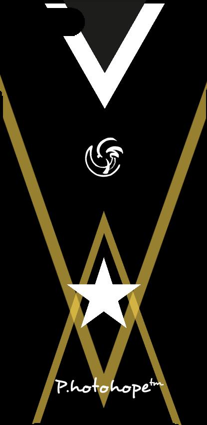 cover Cover Star - Gold, White & Black