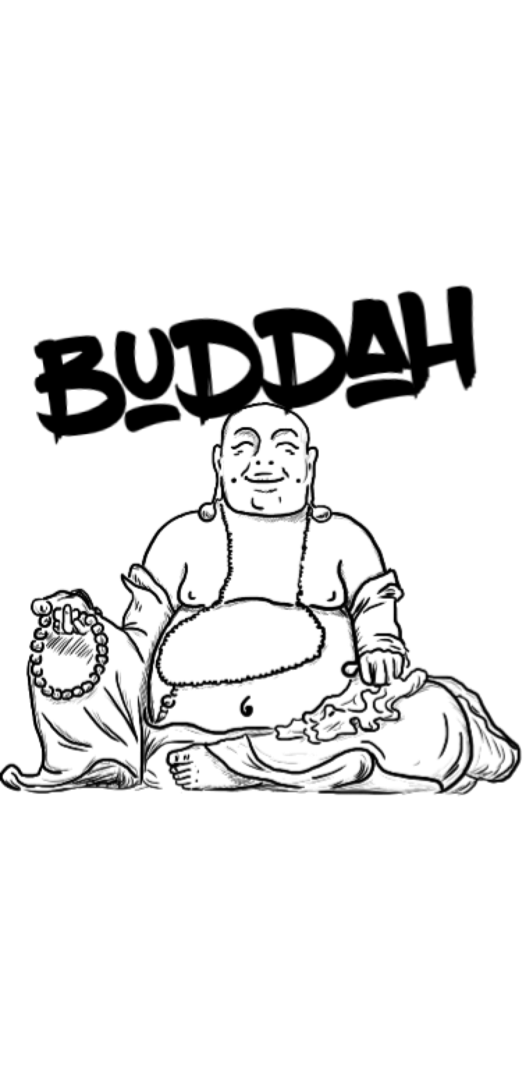 cover BUDDAH
