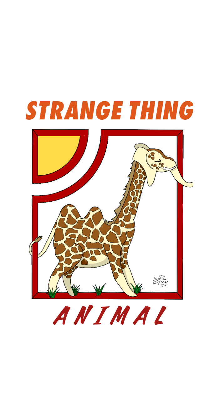 cover Giraffante