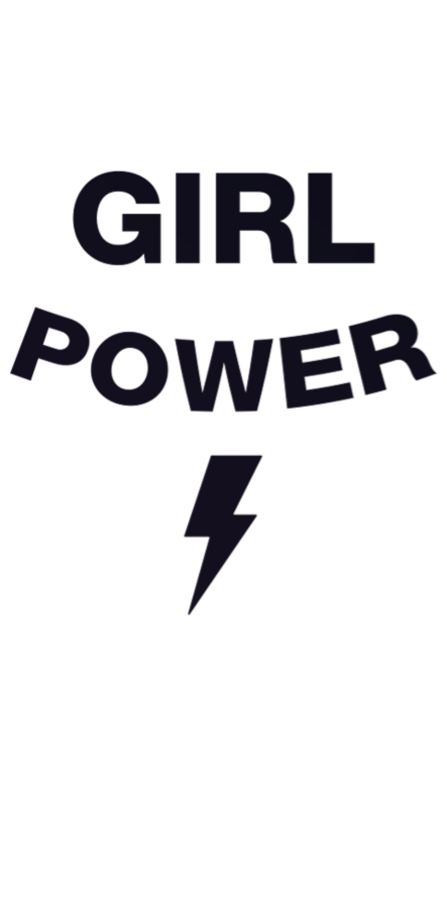 cover MAGLIETTA CORTA GIRL POWER