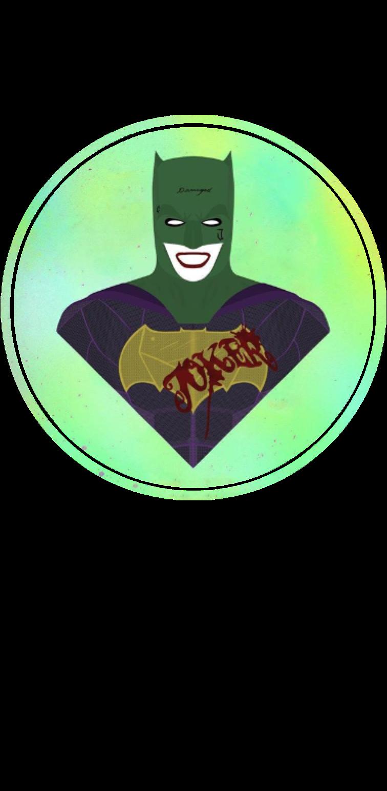 cover BATMAN JOKER